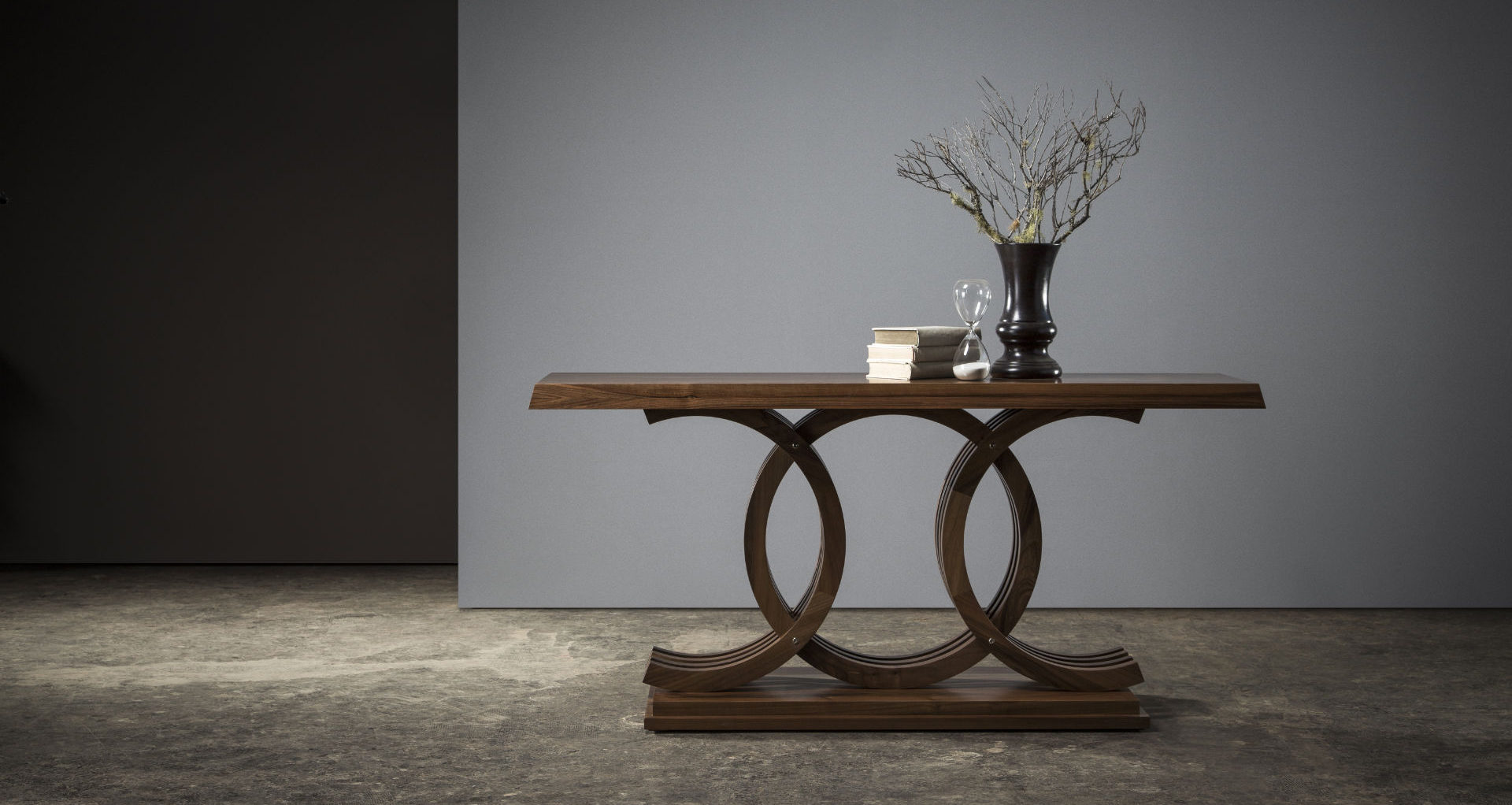 Nordic Console with Ventilated Base