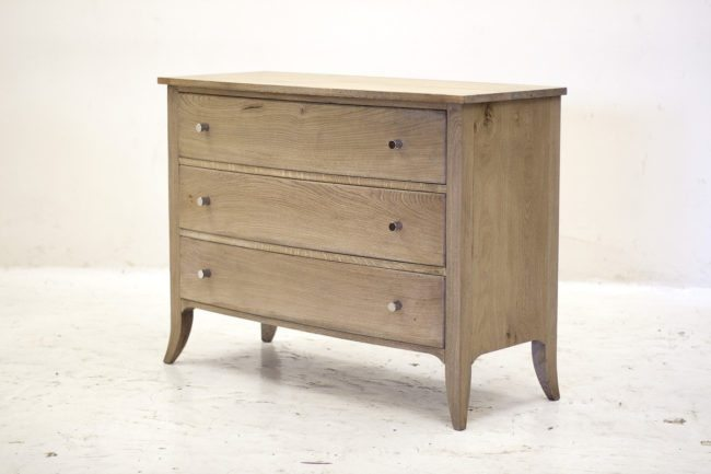 Sabre Bowfront Chest of Drawers