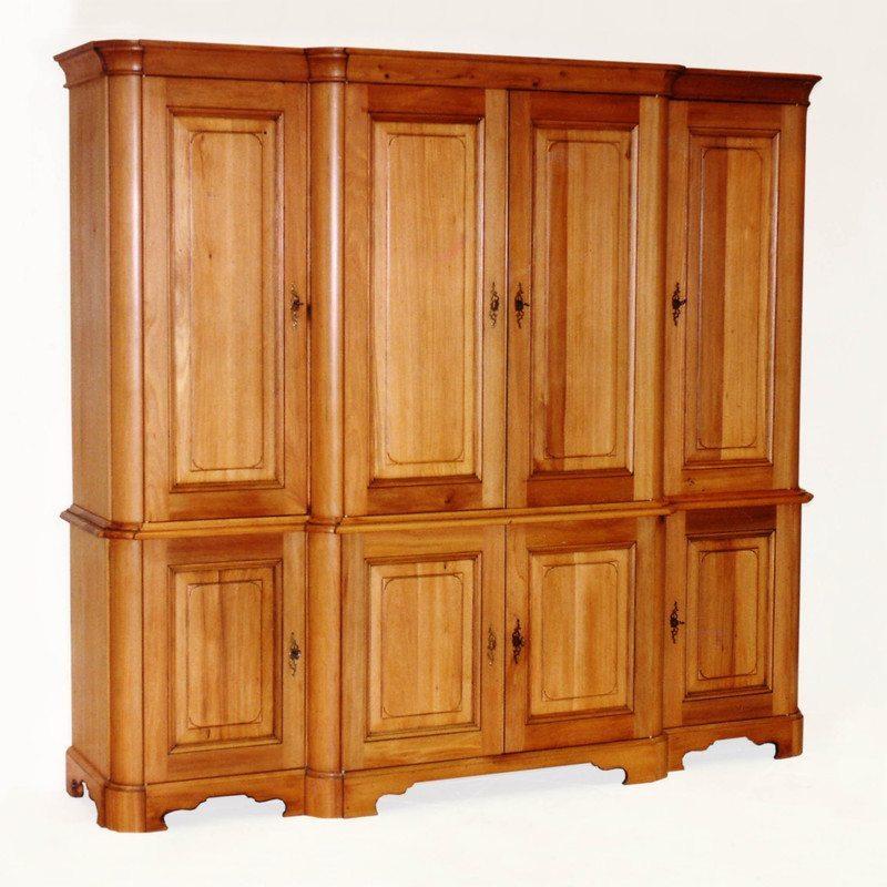 Swedish Interiordesign: Solid Wood Cupboards