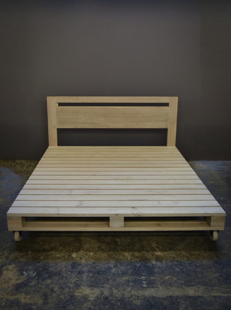 Custom beds | Pierre Cronje