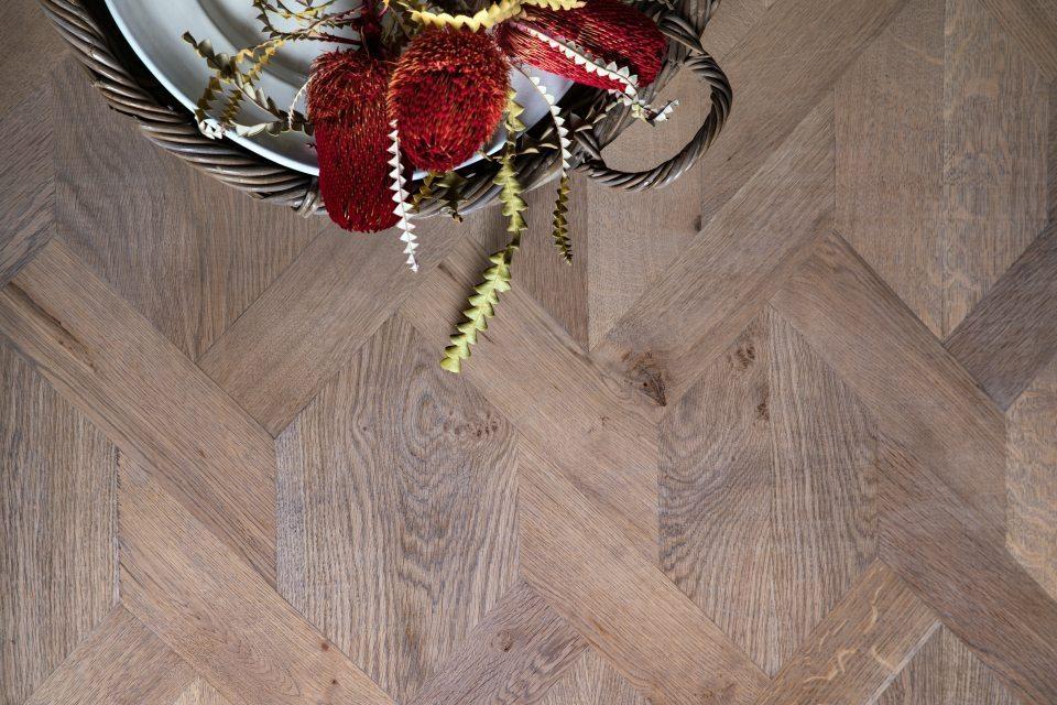 Basket Weave Floors