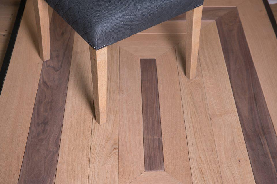 Custom Pattern Floors