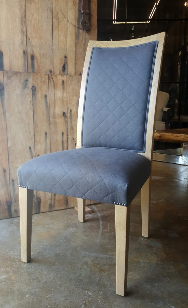 Frameback Chair in French Oak