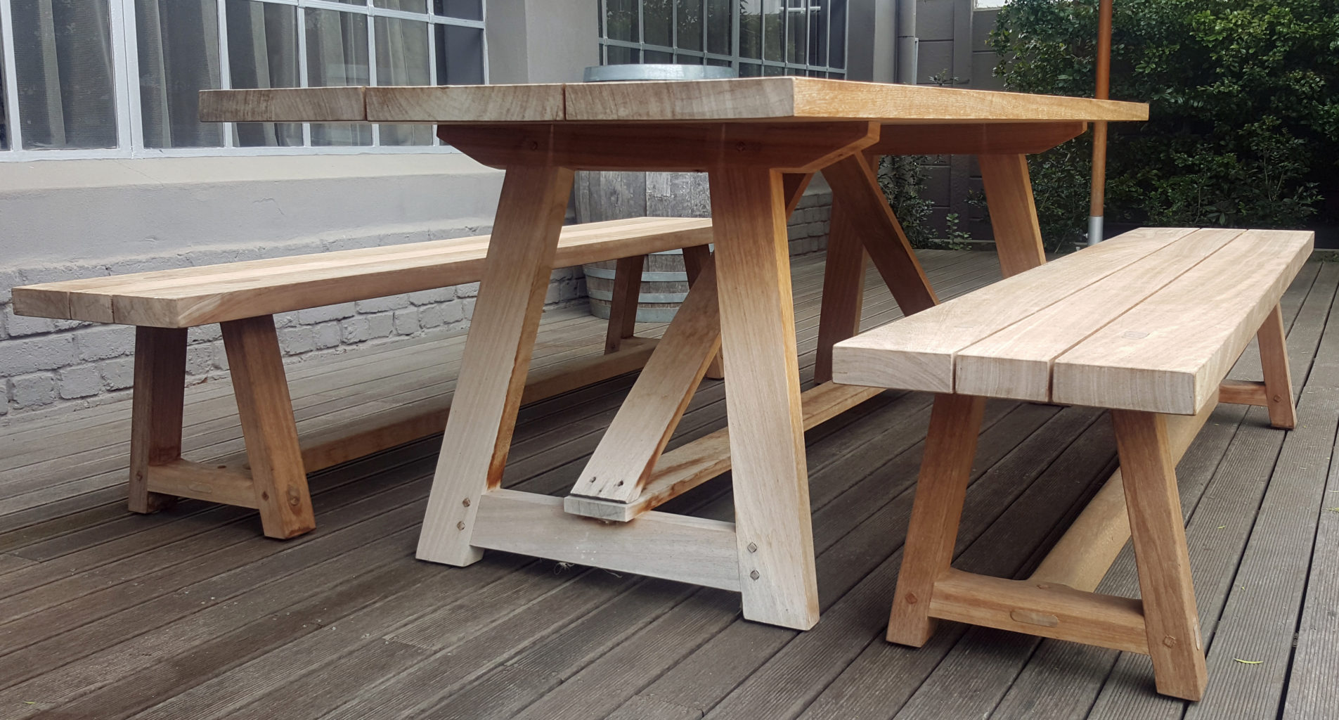 Outdoor Table Cool Wooden Outdoor Table Patio Furniture
